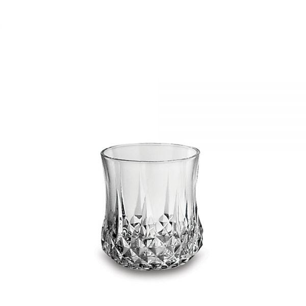 Σετ 6 γυάλινα ποτήρια κρασιού 210 ml