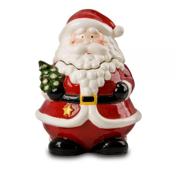Κεραμικό κουτί Άγιος Βασίλης