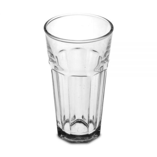 Σετ 6 γυάλινα ποτήρια νερού 350 ml