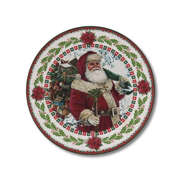 """ΧΡΙΣΤΟΥΓ.ΠΙΑΤΕΛΑ 33εκ.ΣΤΡΟΓΓ. """"Santa"""""""
