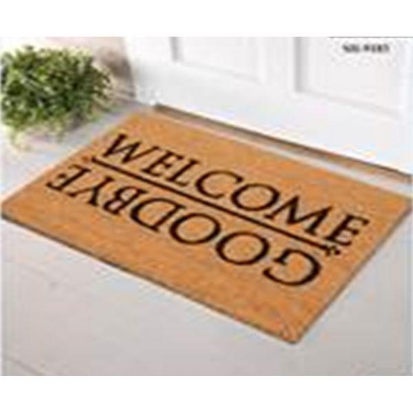 ΠΑΤΑΚΙ ΕΞΩΠΟΡΤΑΣ 40Χ60εκ Welcome-Goodbye
