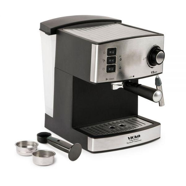 Μηχανή espresso & cappuccino 15 bar 850W 1.6L