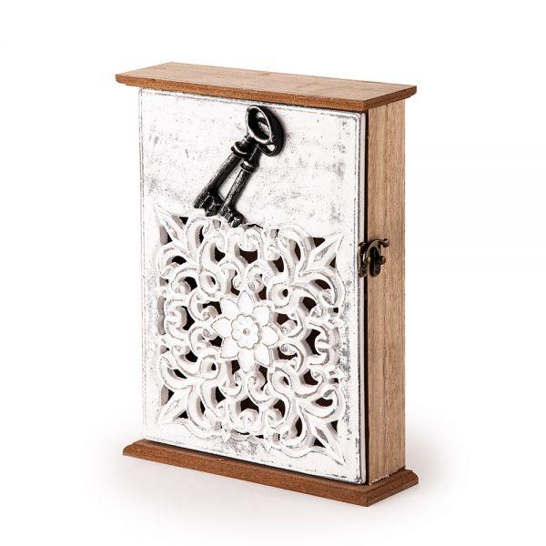 Ξύλινη κλειδοθήκη 26.5 εκ.