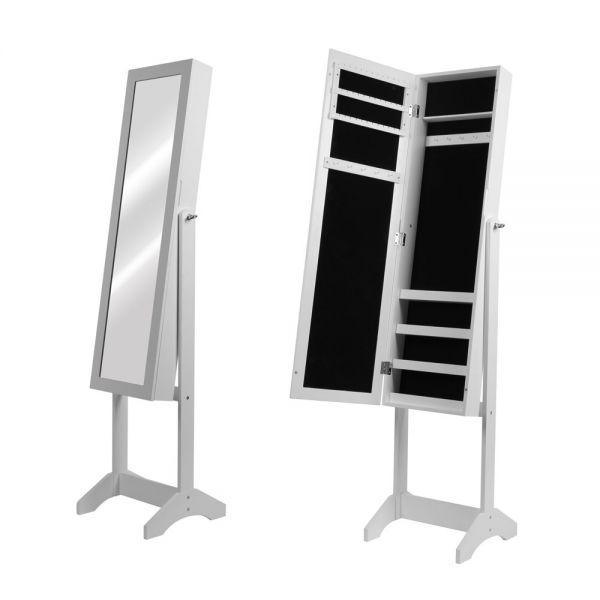 Ολόσωμος καθρέφτης-Κοσμηματοθήκη 152 εκ.