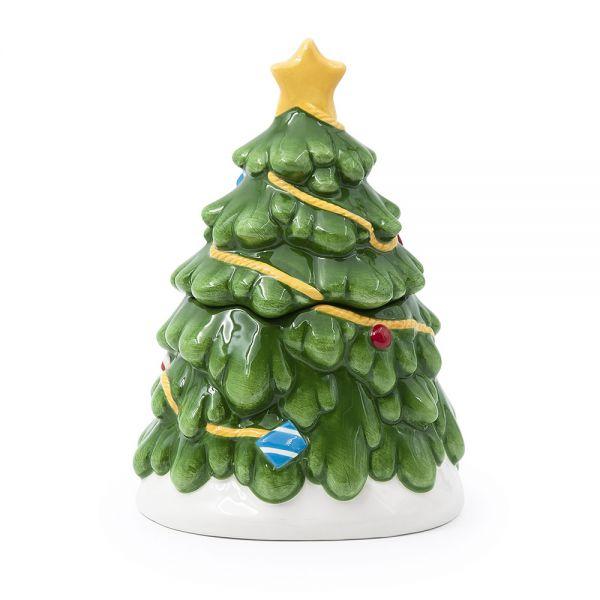 Κεραμικό κουτί, χριστουγεννιάτικο δέντρο