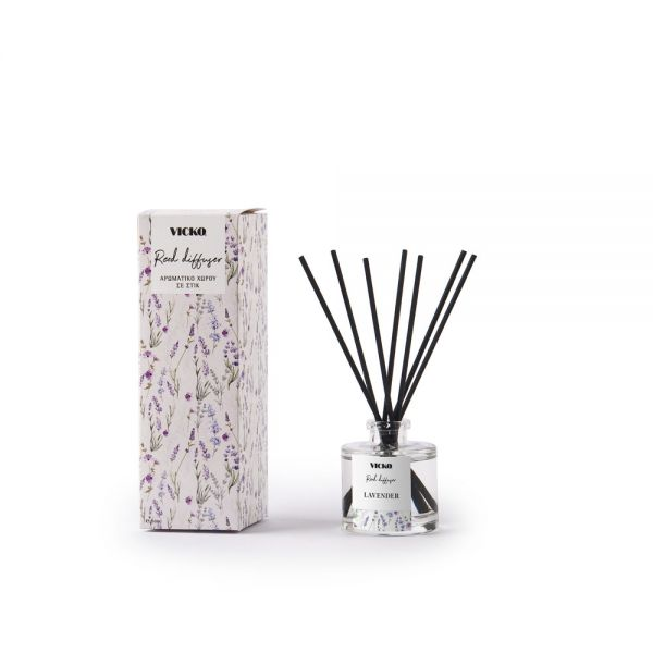 Αρωματικό χώρου σε στικ lavender, 50 ml