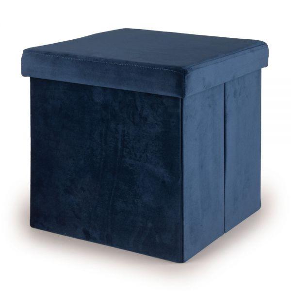 Αναδιπλούμενο σκαμπό με αποθηκευτικό χώρο