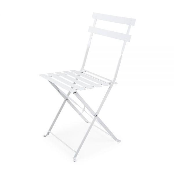 Μεταλλική αναδιπλούμενη καρέκλα