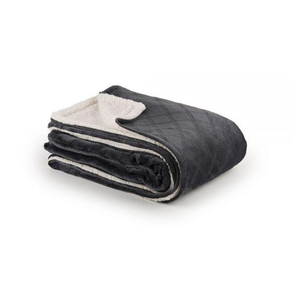 Μονό κουβερτοπάπλωμα με ανάγλυφο σχέδιο