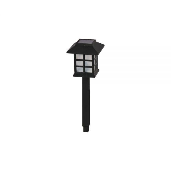 Ηλιακό φανάρι LED κήπου