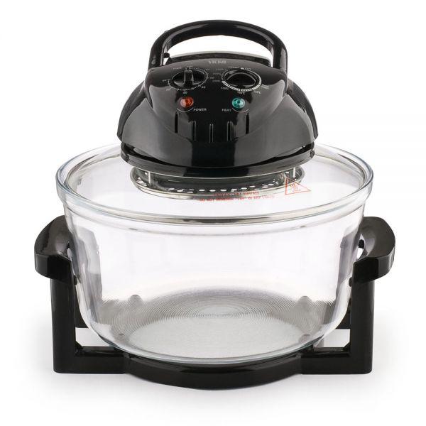 Φουρνάκι αέρος (ρομποτάκι) 12L 1400W, μαύρο