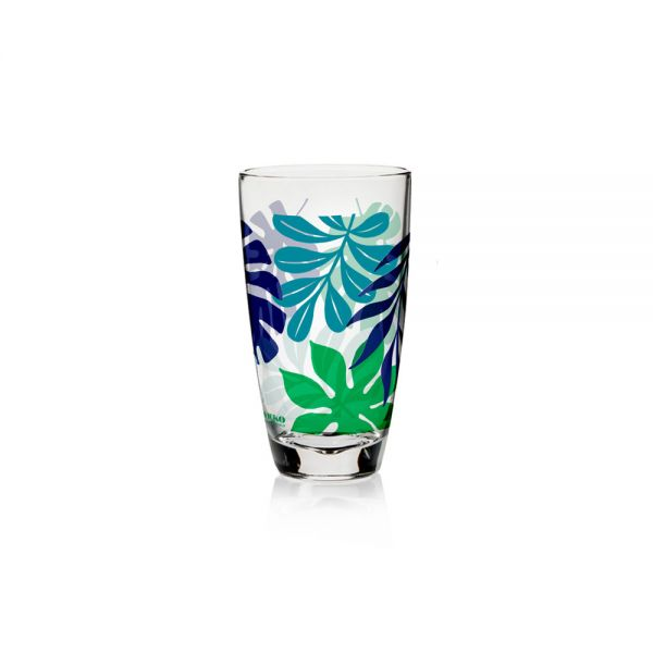 Σετ 3 γυάλινα ποτήρια νερού 370 ml